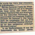 1985 Sieger in Aachen