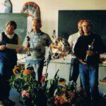 1989.die ersten 3 in Frankenberg_