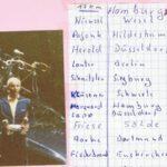 1996-. 6x 1er-Hamburg (2)