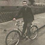 1957-Horst mit erstem Rad (3)