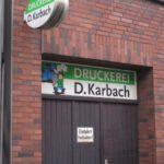 druck karbach